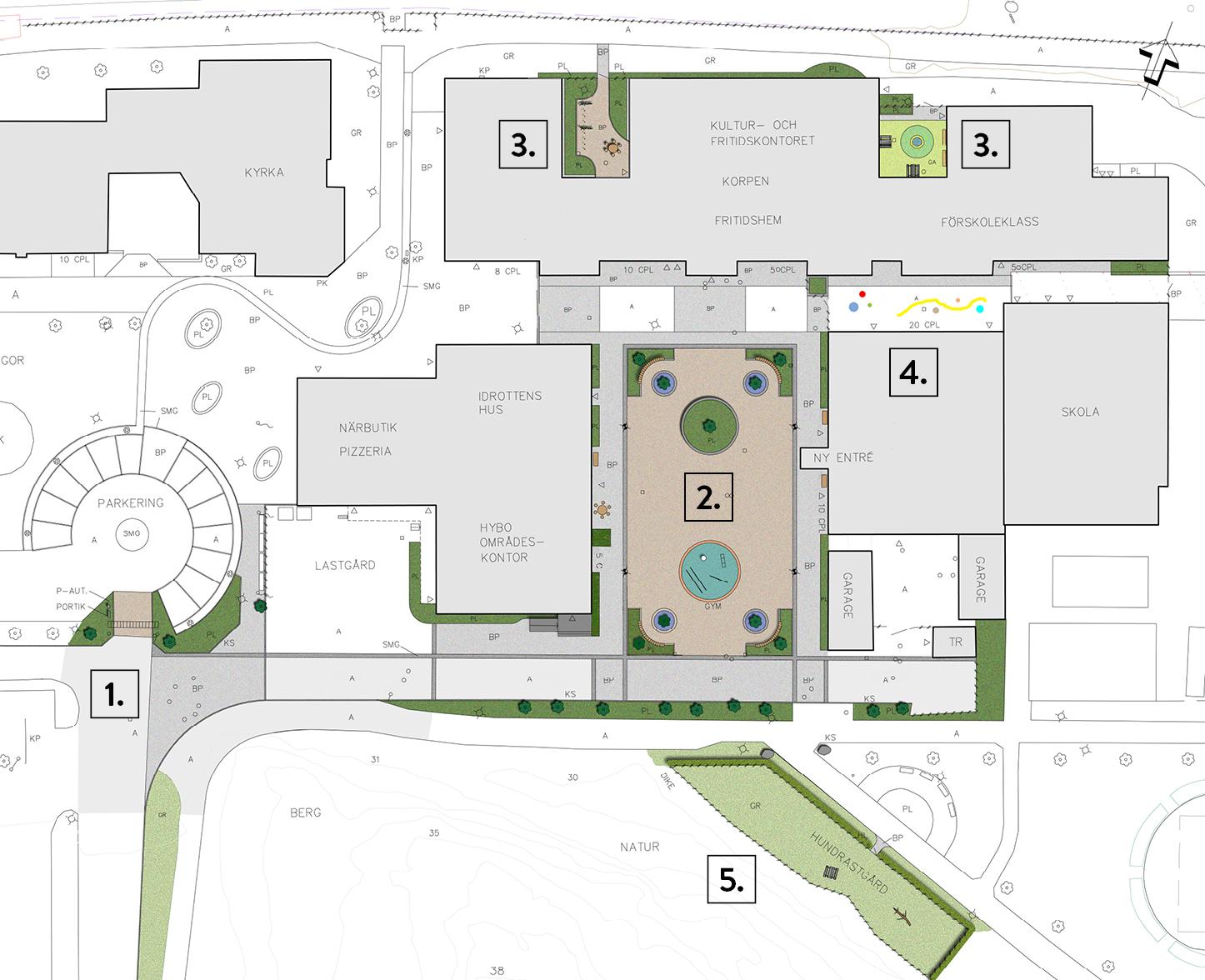 mötesplatsen centrum för mänskligt växande Trelleborg