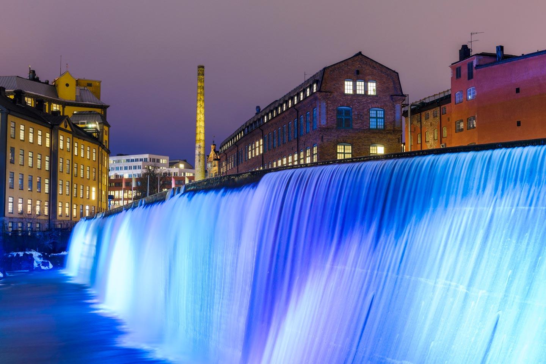 Industrilandskapet – Norrevo lokalförvaltning i Norrköping